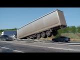 В пути шофёр-дальнобойщик уснул ,вот ,что вышло в следствии...